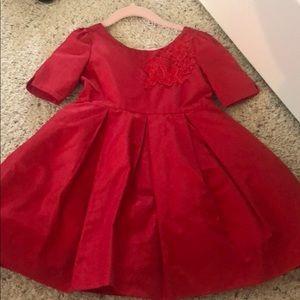 Janine and Jack toddler dress